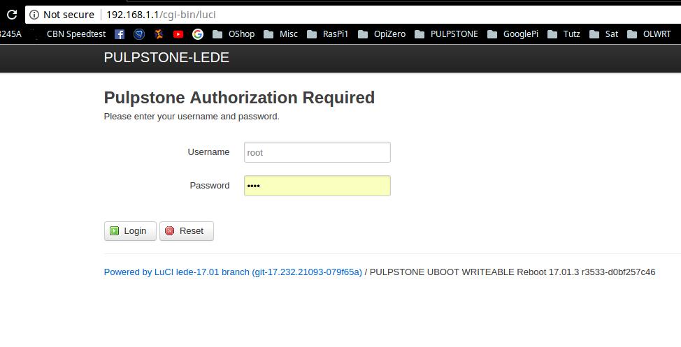 Pulpstone Uboot Writeable AR71xx | Pulpstone OpenWrt - LEDE